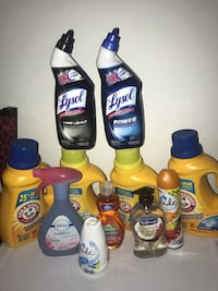 home cleaning products Lancaster, 93536