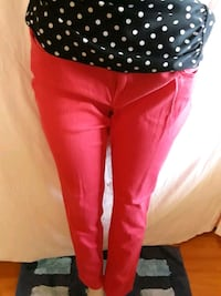 red pair of pants size 15 Lancaster, 93535