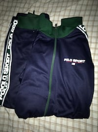 American polo sport zip up tracksuit