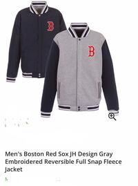 Official Red Sox jacket men's 3x North Providence, 02911