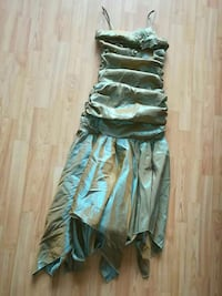Used Robe De Soiree Mariage Bal Promo Taille Xs Ou S For Sale In Montreal Letgo