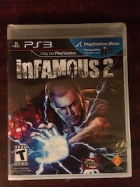 Infamous 2 ps3 Game Jackson, 38301