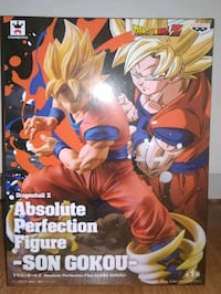 Dragonball z son Goku SSJ absolute perfection Logroño, 26001