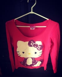 Hello Kitty Long Sleeve (Small) Mississauga, L5B 4A9