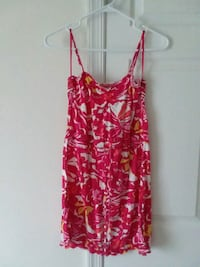 red and white floral spaghetti strap dress Martinsburg, 25401