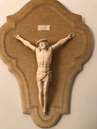 Ivory Crucifix antique one of a kind from 17-1800s 20 km