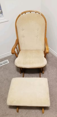 Gently Used Chair and Stool Fergus, N1M 2R2