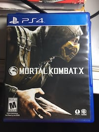 PS4 Games ($20 Each, $100 For All) Alexandria, 22309