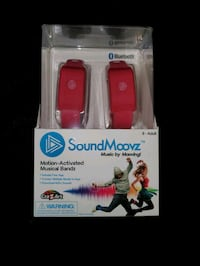 Music Motion bands
