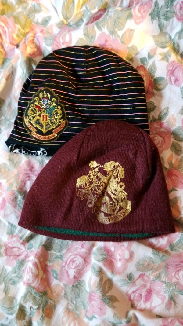 5c224291ce95d Used Reversible Harry Potter Beanies for sale in Levittown - letgo