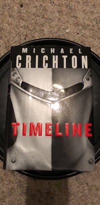 "Hard cover book ""Timeline"" Halifax, B3T 2G4"