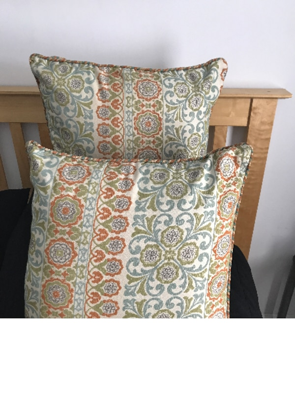 Used Pier 1 Imports Decorative Pillows For Sale In Bear Letgo