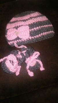 Baby girl crochet set Memphis, 38122