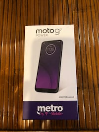Brand new MOTO G7 power Duluth, 30097