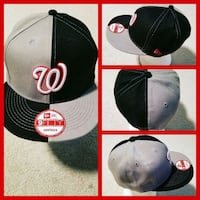 AUTHENTIC MLB BASEBALL SNAPBACK HAT.  Washington, 20011