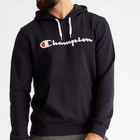 black and white champion  hoodie Vancouver
