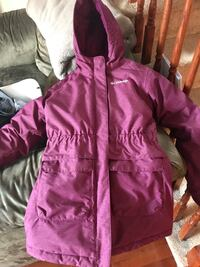 Excellent used condition Columbia Omni Heat Winter Jacket