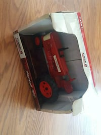 CASE 1/16 diecast tractor Hokes Bluff