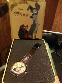 Disney Lady and the Tramp analog watch Rockwood, 37854