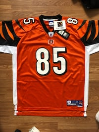 New with tags NFL bengals jersey Windsor, N8X 1X3