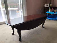 Cherry Mahogany Drop Leaf Coffee Table Catonsville, 21228
