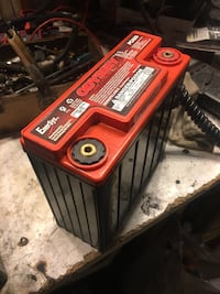 Lawnmower motorcycle battery in good condition Pensacola, 32505