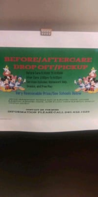Before & Aftercare (Located In Glenarden Md) Springdale