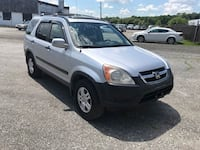 2004 Honda CR-V Gray Sussex, 07461