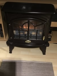 CLASSIC QUALITY ALBION MULTI SETTINGS ELECTRIC FIREPLACE WITH BLOWER HEATER FAN Edmonton, T5L