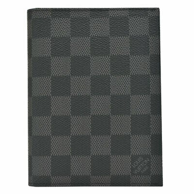 Louis Vuitton Notebook cover Damier Graphite dd87ab4e-3835-478b-8a61-cb88593692a5