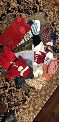 0-3 and 3-6 months baby clothes - includes baby gap Markham, L6C 0K8