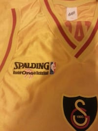 Galatasaray forma Spalding S&M