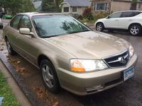 2003 Acura TL Remote start, 173k Miles, sunroof, heated leather seats, clean title  Little Canada