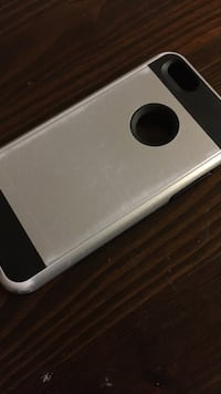 Silver and black iPhone 6 case Surrey, V4N 1W3