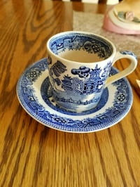 Willow cup an saucer Imperial, 63052