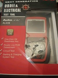 OBDII & Electric Test Tool