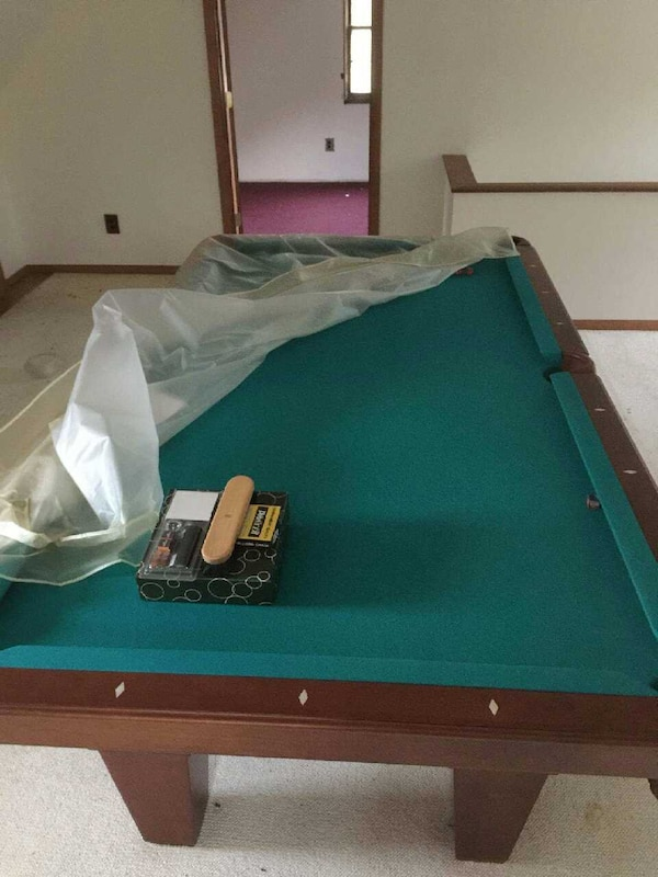 Used Cannon Pool Table For Sale In Lindenwold Letgo - Cannon pool table