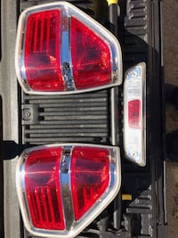 2013 F150 OEM Taillights + 3rd Brake Light Springfield, 22153
