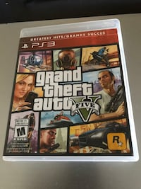 Grand Theft Auto V (Only $5) Edmonton, T5Y 1Z4