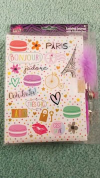 Paris Locker Journal Richmond Hill, L4S 1T5