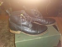 Caterpillar leather boots Surrey, V3W 7J7