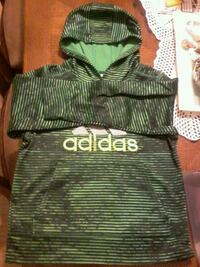 green and white Adidas polo shirt Ottawa, K1N 1E5
