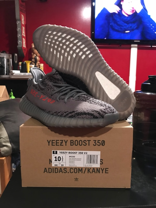 Used Yeezy 350 Beluga 2.0 size 10.5 VNDS for sale in New York - letgo b327feed9c85