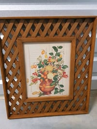 old picture in frame  Knoxville, 37921