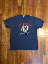 Men's Foo Fighters shirt paid $32 Size L excellent condition Washington, 20002