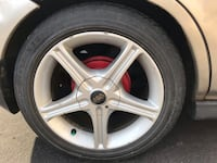 2000 Honda Civic tires and rims Brampton