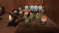 Game of thrones mystery pops make offer on entire lot or groups of at least 5 or more