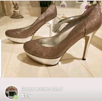 Guess heels size 8 Stafford, 22554