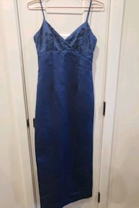 Blue Dress with beaded top Dumfries, 22026