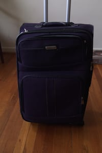 Carry on suitcase 26 x 12